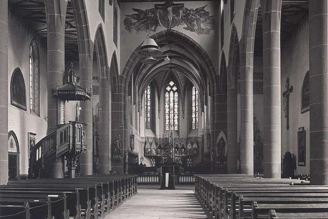 So wurde St. Martin in Freiburg vom Kloster zur Pfarrkirche
