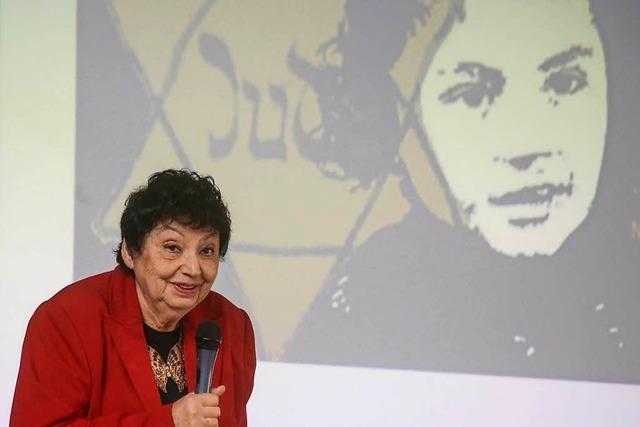 Holocaust-Überlebende: