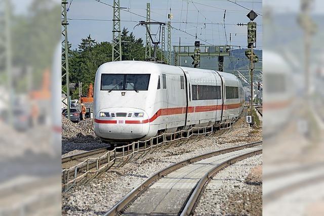 Bahn sucht Nachwuchs