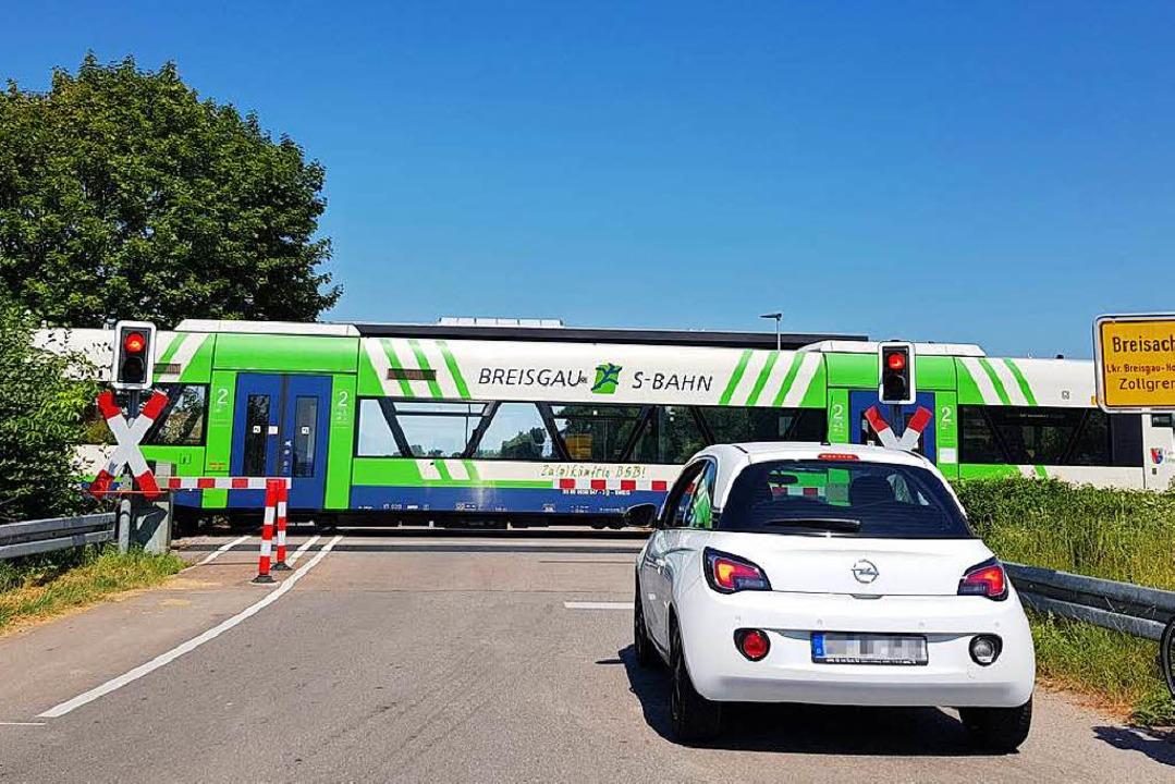 Damit die Breisgau-S-Bahn in Zukunft v...s wesentlich mehr Geld bezahlt werden.  | Foto: Sebastian Wolfrum