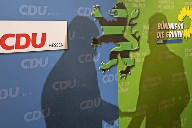 Neue Gedankenspiele um Regierungsbündnisse in Hessen