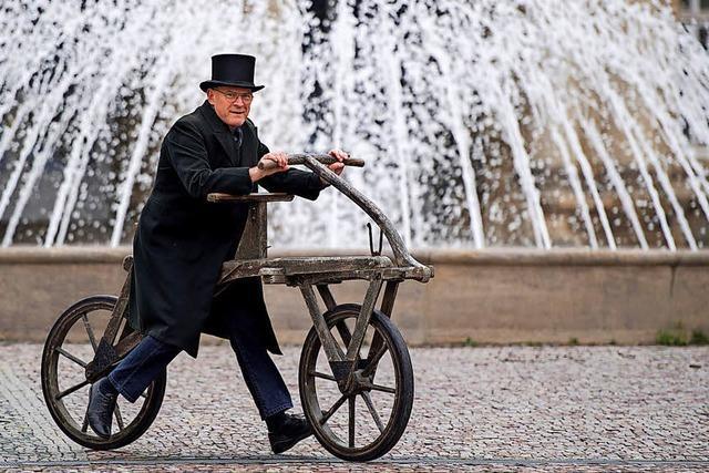 Fast zehn Millionen Fahrräder im Südwesten