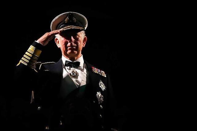 Prinz Charles feiert seinen 70. Geburtstag