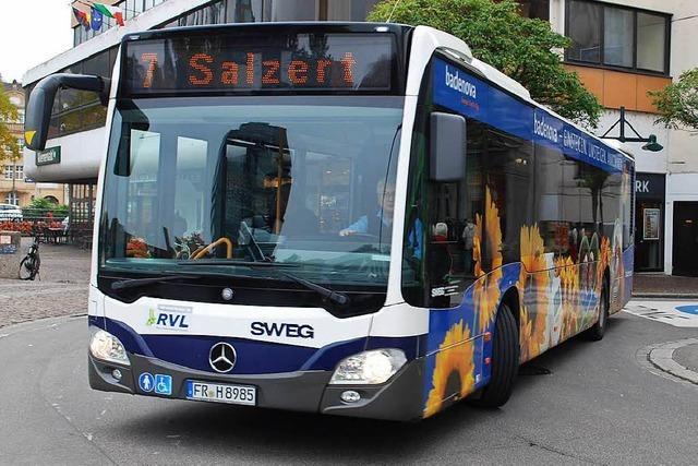 Die Stadt Lörrach testet 2019 erstmals einen Elektrobus