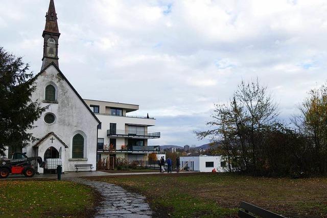 Die Adelbergkirche in Rheinfelden soll mehr Freiraum erhalten