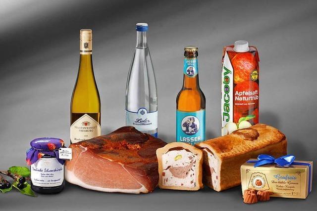 So werben regionale Produzenten aus dem Kreis Lörrach für ihre Produkte
