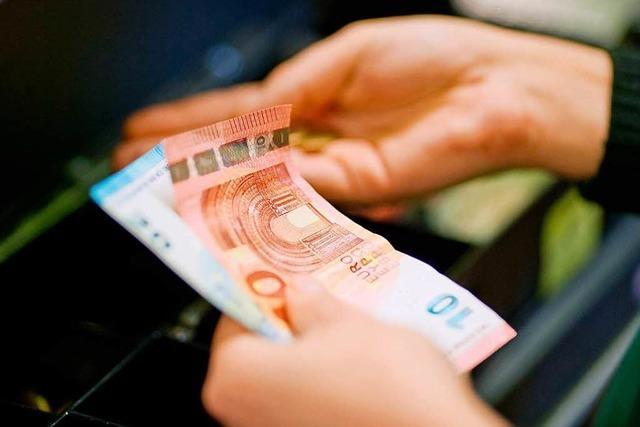 Kunde trickst bei Wechselgeld