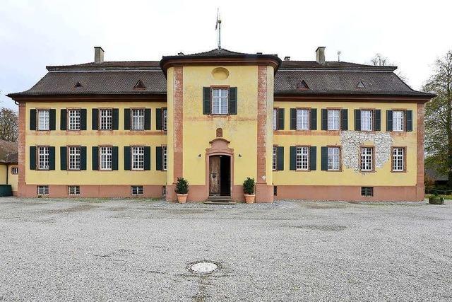 Das Schloss Ebnet ist ein Kleinod mit Sanierungsstau