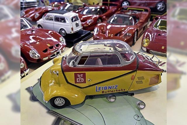 Nostalgie fürs Kinderzimmer: Freiburger Spielzeugbörse