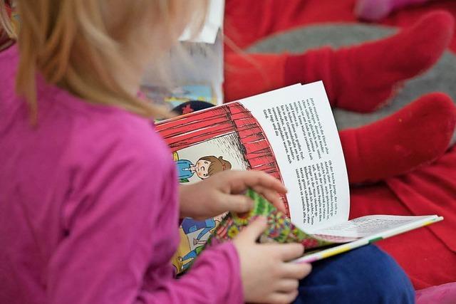 Lörracher Leselust: Wie man Kinder zum Schmökern bringt