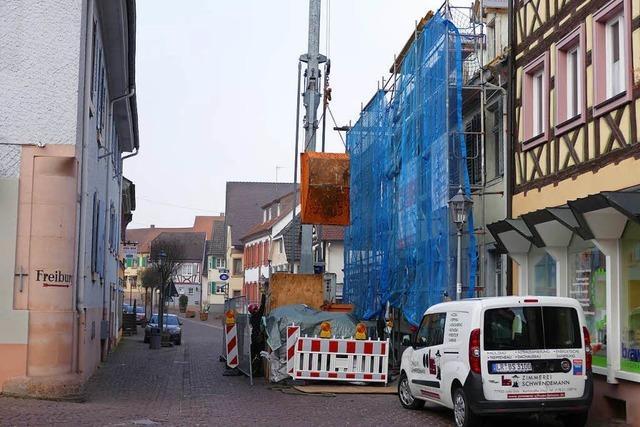 Unmut über die Engstelle in der Thomasstraße