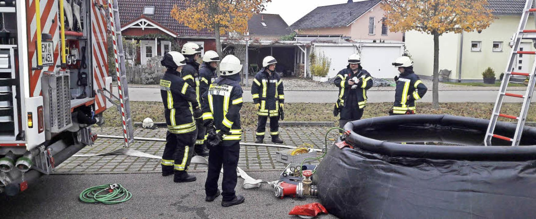 | Foto: Feuerwehr Rheinhausen