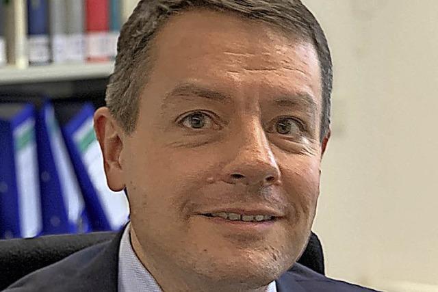 Klaus Schuster neuer Direktor am Amtsgericht