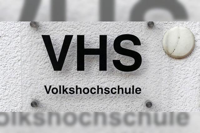 Die VHS will mehr wissen