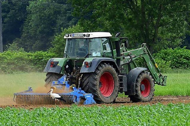 Bio-Zwang auf Freiburger Feldern abgelehnt