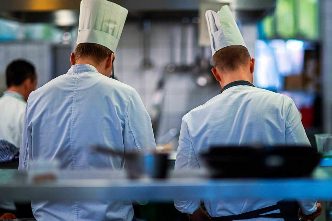 Gault & Millau hat einige südbadische Küchenchefs ausgezeichnet.  | Foto: dpa