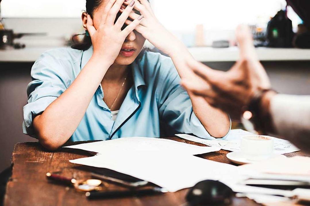 Arbeitnehmer sind häufiger Attacken an ihrem Arbeitsplatz ausgesetzt als früher.  | Foto: Tiko Aramyan - Fotolia