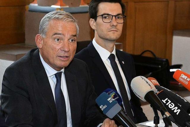 Innenminister Strobl zur Sicherheitslage in Freiburg:
