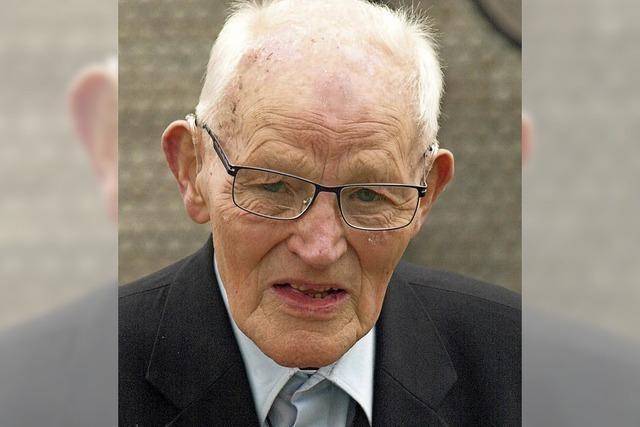 Trauer um Pfarrer Ludwig Wunderle