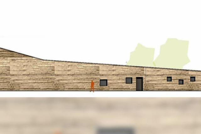 Neuer Plan fürs Dach des Gemeindehauses