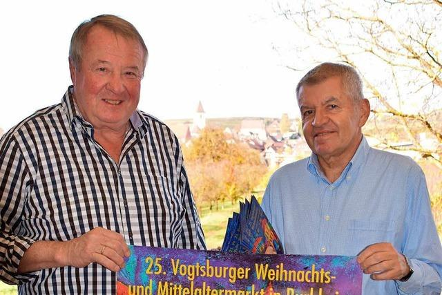 Gewerbeverein lädt zum Vogtsburger Weihnachtsmarkt