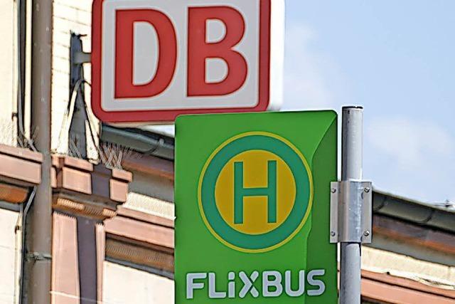 Abschied der grünen Busse