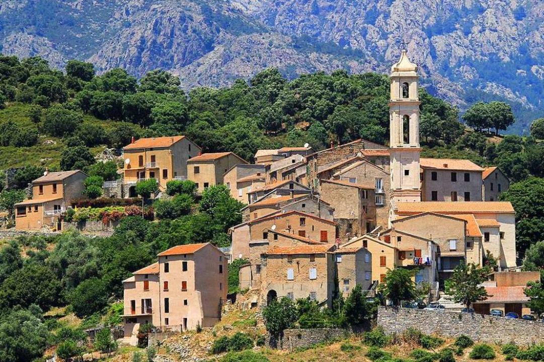 Ursprüngliches Korsika  | Foto: Walter Steinberg