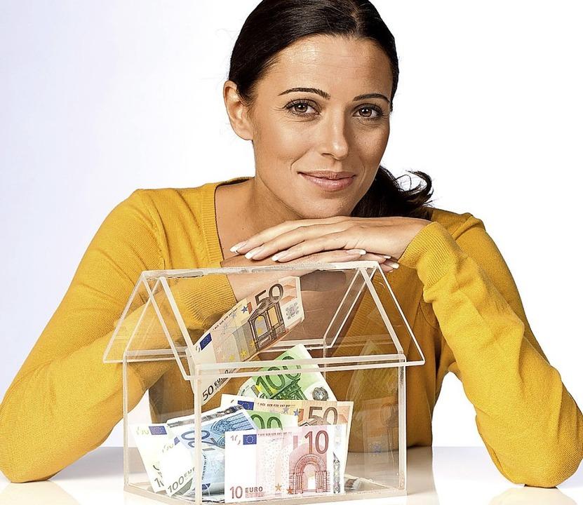 Immobilienerwerb kostet viel Geld. Die...werbssteuer ist dabei keine Lappalie.   | Foto: Bausparkasse Schwäbisch Hall