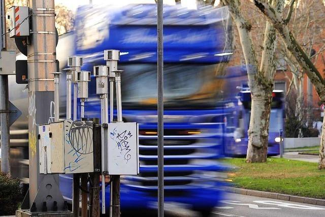 Deutsche Umwelthilfe will jetzt Fahrverbot in Freiburg einklagen