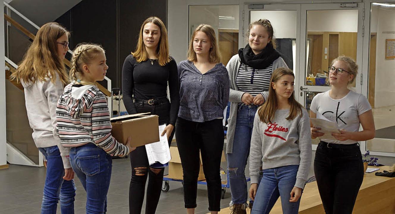 Blick in die Proben: Die heiße Phase h...onnen, Ende November ist Uraufführung.  | Foto: Annika Sindlinger