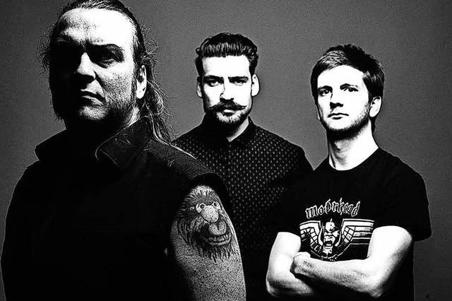 Motörhead Tribute Band Snaggletooth feiert zehnjähriges Bestehen in Auggen