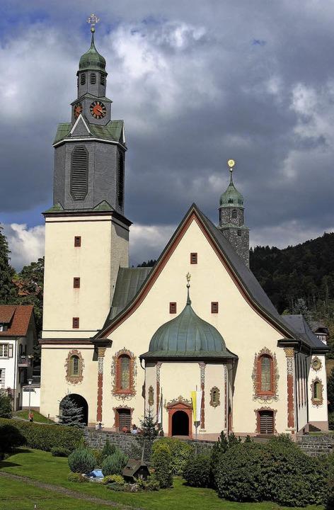 Die Wallfahrtskirche in Todtmoos soll ...aufbecken und ein Marienbild bekommen.  | Foto: Archivfoto: Andreas Böhm