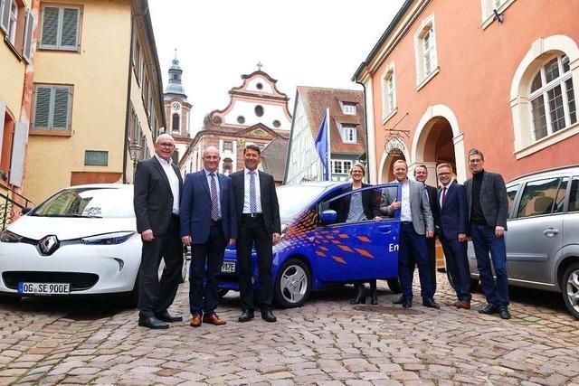 Konzept für Elektromobilität vorgestellt