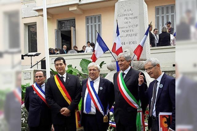 Bürgermeister für Frieden in Europa