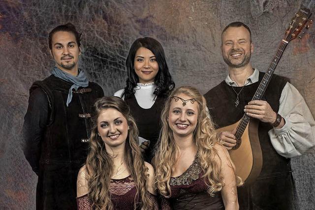 Junge Folk-Band erzählt Geschichten mit den Liedern ihres neuen Albums
