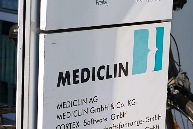 Klinikbetreiber Mediclin will 181 Millionen Euro von Aktionären