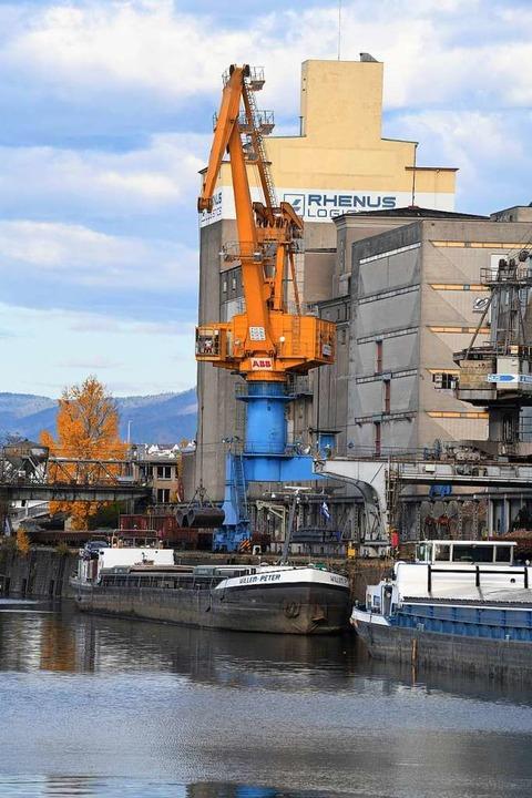 Die Schiffe führen nur noch ein Drittel der normalen Ladung.  | Foto: Juri Junkov
