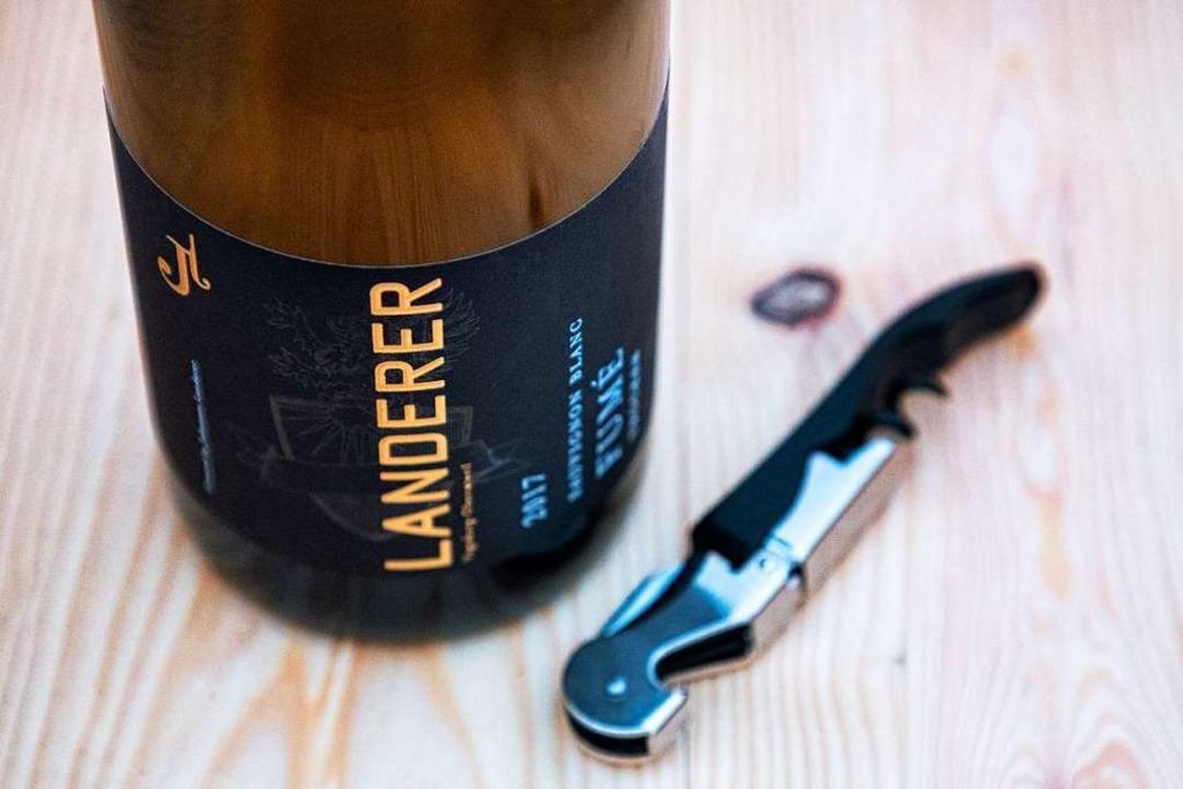 Türöffner in die Gastronomie: fruchtbetonter Sauvignon Blanc Fumé  | Foto: Michael Wissing