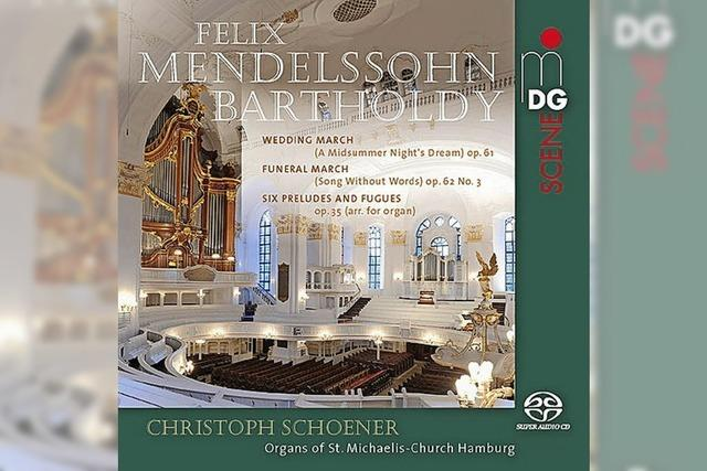 CD: KLASSIK: Romantik aus Hamburg