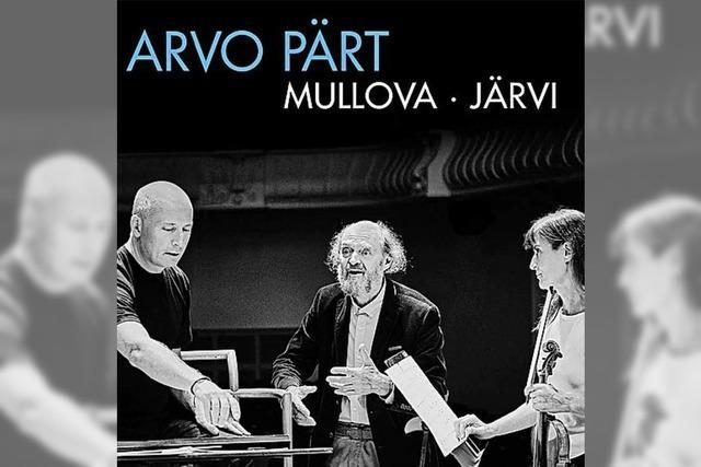 CD: KLASSIK: Pärt aus Estland