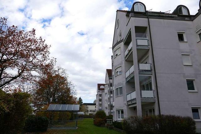 Hat diese Seniorenwohnanlage in Bad Säckingen keinen Brandschutz?