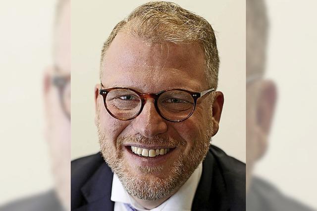 René Funk neuer Leiter