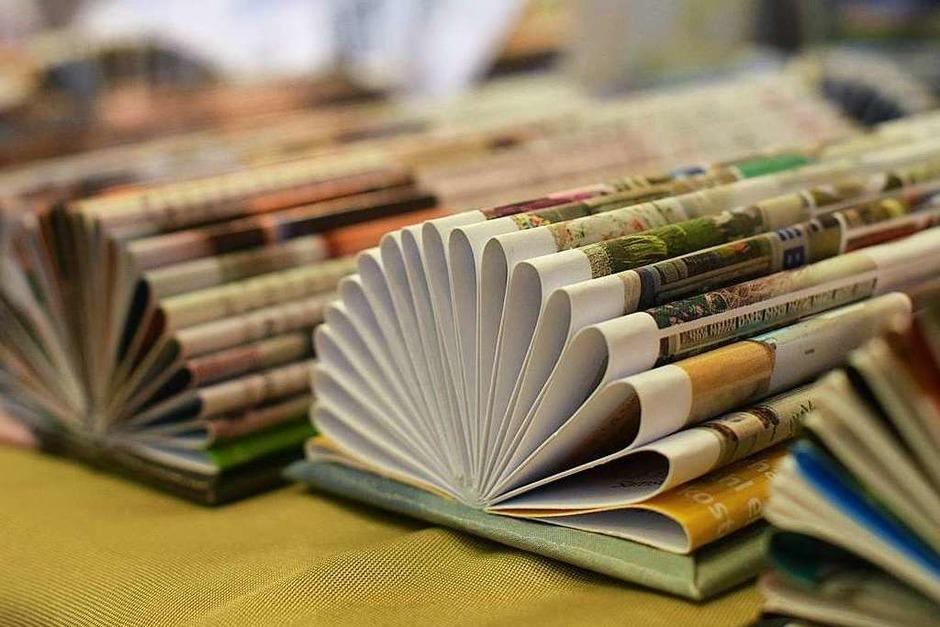 Kunst und Genuss – das Motto des Marktes spiegelte sich in seinen Angeboten wider. (Foto: Frank Schoch)