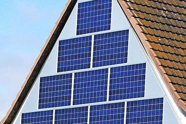 Chance für Solaranlagen in der Innenstadt