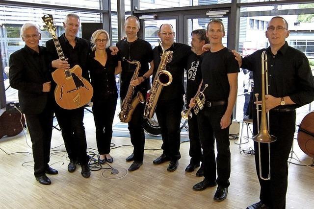Gastspiel der Jazzliners im Theater im Mühlenrain in Weil am Rhein