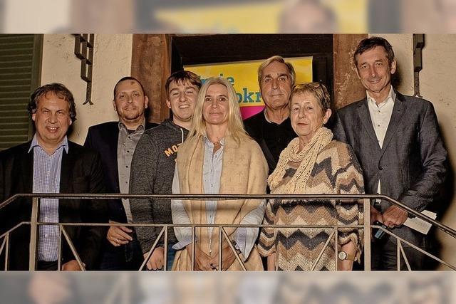 FDP-Kreisverband stärkt seine Ortsverbände