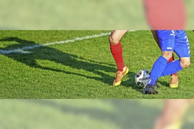 Endspurt vor der Winterpause im Fußball