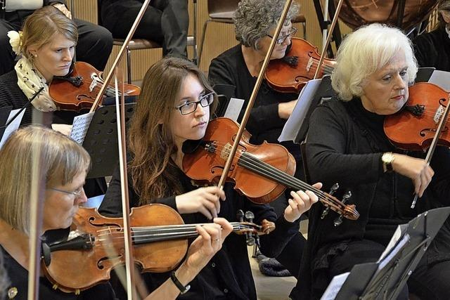 Ein Orchester für die ganze Stadt