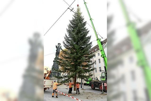 Weihnachten rückt näher
