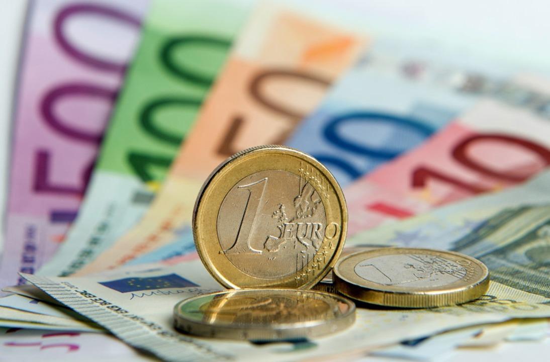 Die Finanzen in Lahr haben sich gut entwickelt.  | Foto: dpa